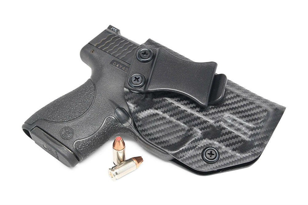 Concealment Express S&W M&P Shield KYDEX IWB Gun Holster Review