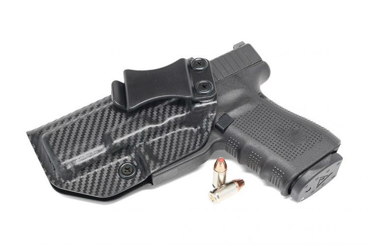 Concealment Express KYDEX IWB Gun Holster Review