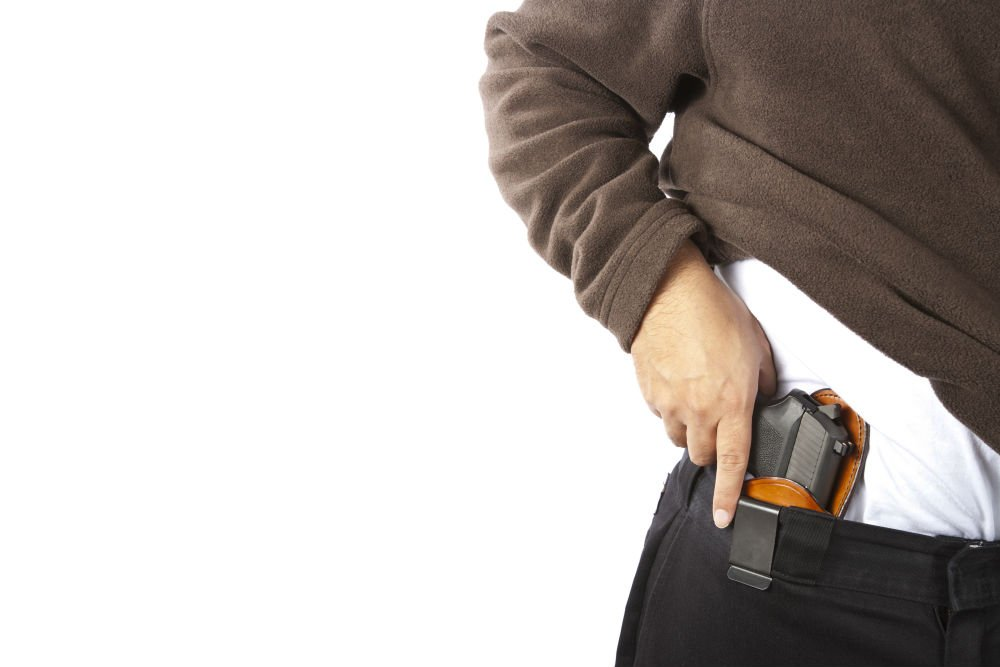 The Most Comfortable Concealed Carry Position