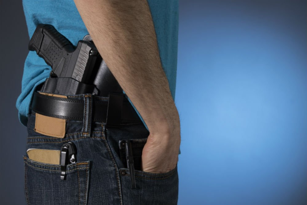 Best IWB Concealed Carry Holsters