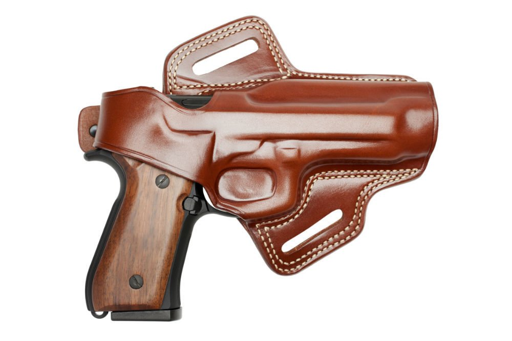 Can You Use An IWB Holster For Open Carry