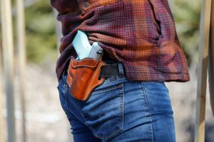 Best Leather IWB Holsters that Are Durable and Easy to Use