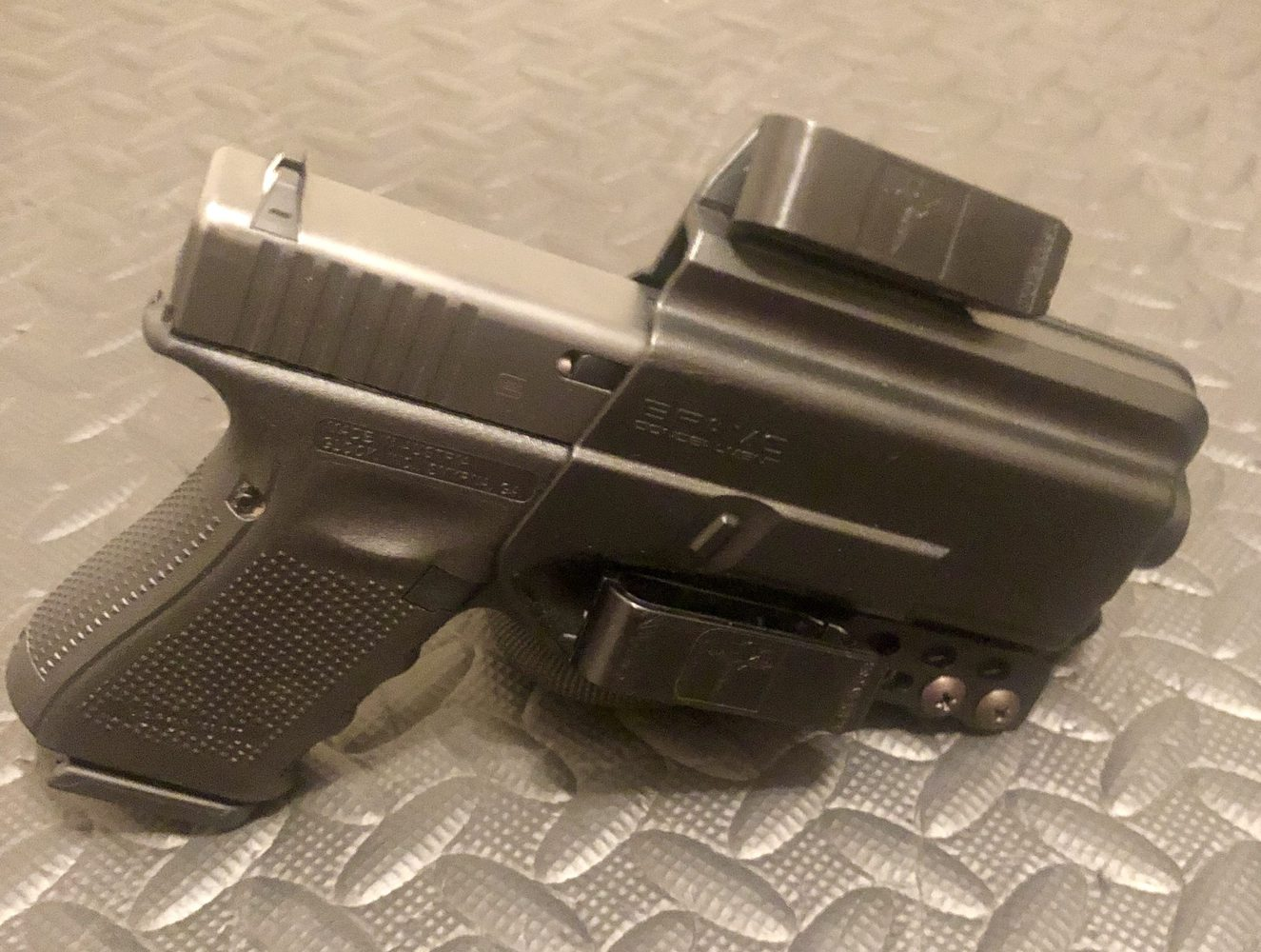 Bravo Concealment's TORSION IWB Kydex Gun Holster Review