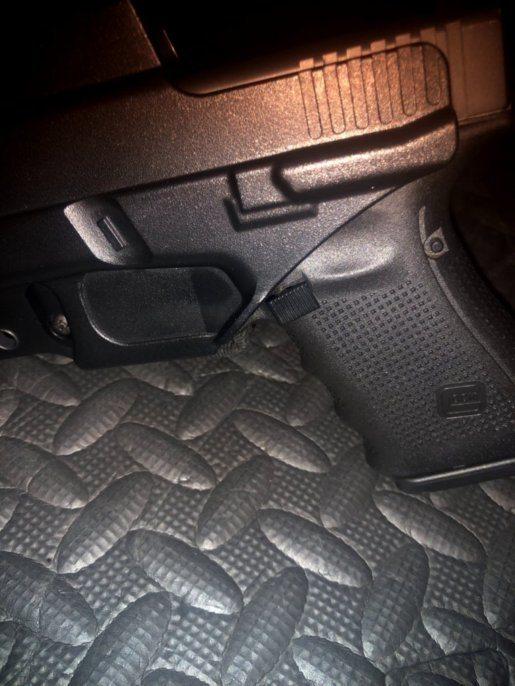 Bravo Concealment's TORSION IWB Kydex Gun Holster