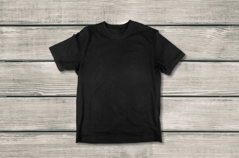 Black Holster Shirt